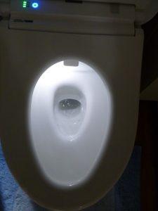 トイレ 光1